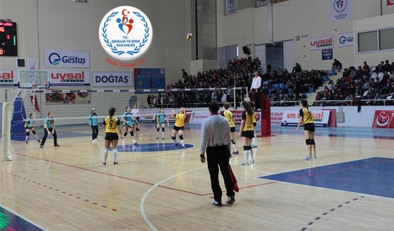 Voleybol Türkiye Finalleri