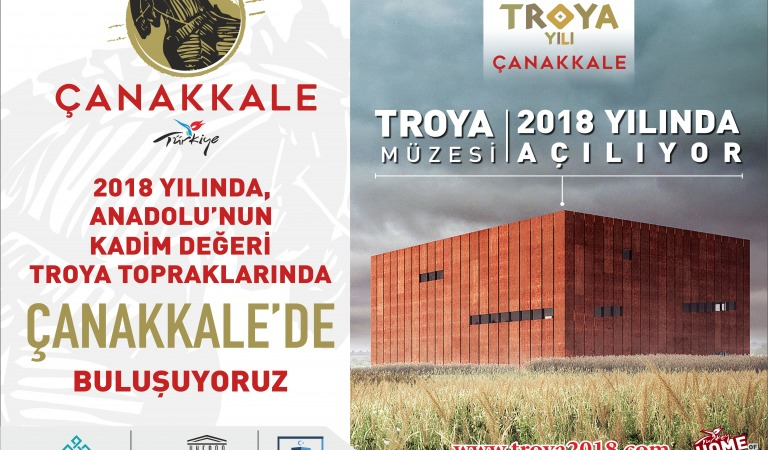 Troy Museum Ýs Opening